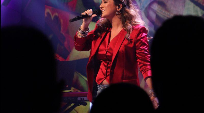 Maria Rita celebra o lançamento de seu novo álbum no 'Fantástico' deste domingo. Crédito: Globo/ Felipe Marini