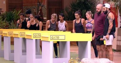 Primeira prova do Anjo do BBB 18 (Foto/reprodução TV Globo)
