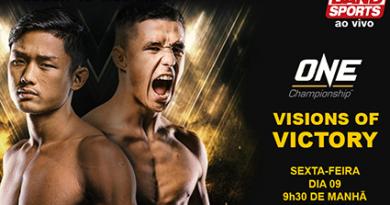 ONE FC: horário da transmissão do MMA ao vivo na TV