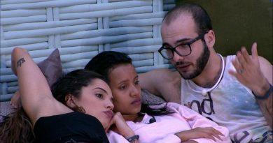 Mahmoud, Gleici e Paula