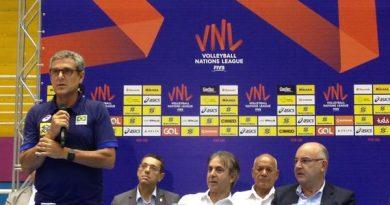 Liga das Nações: dias e local dos jogos da seleção brasileira feminina de vôlei no Brasil são divulgados