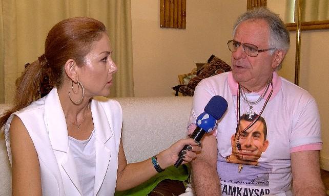 Mãe de Kaysar, do BBB18, diz: 'Deus o abençoe para que ele possa ter sorte e vencer'