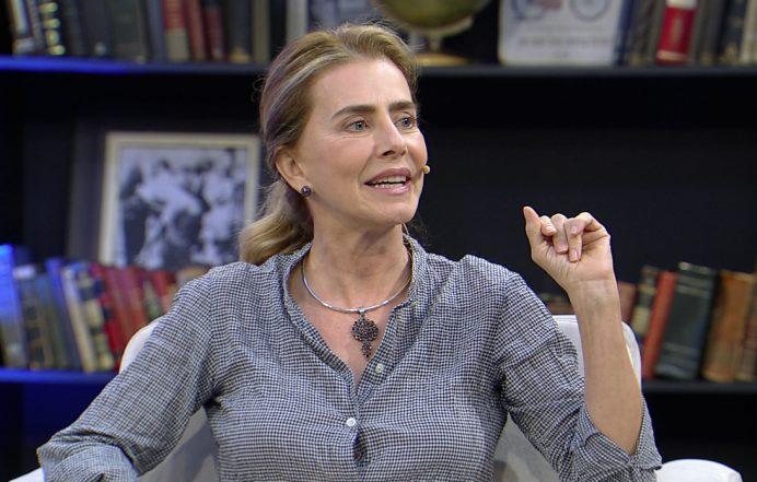 """Maitê Proença explica pensão que recebe do governo: """"Meu pai pagou a vida inteira"""" (*Crédito/Fotos: Divulgação/RedeTV!)"""