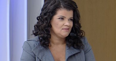 Branka Silva, ex do cantor Naldo, diz que foi obrigada a fazer quatro abortos