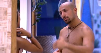 BBB 2018: Kaysar desabafa com Gleici e diz que mudou de opinião depois do paredão