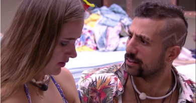 BBB 18: Patrícia chora e detona Kaysar