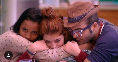 Gleici, Ana Clara e Mahmoud no BBB 18 (Foto/reprodução TV Globo)