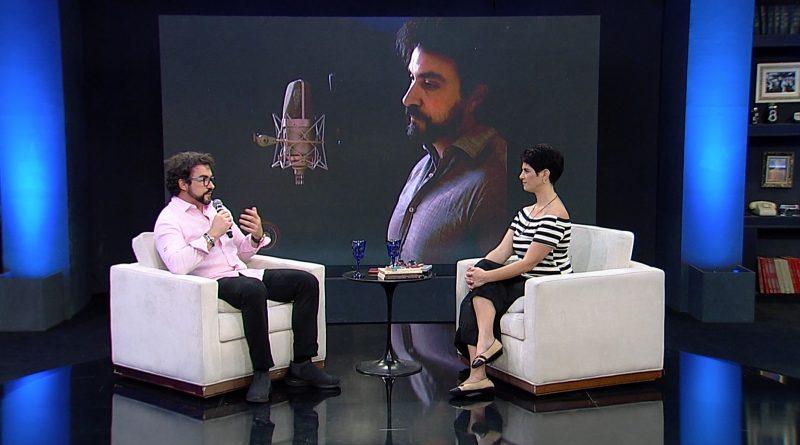 Mariana Godoy recebe em seu 'Mariana Godoy Entrevista' o Padre Fábio de Melo