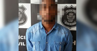 Estudante de medicina veterinário é preso por porte ilegal de arma