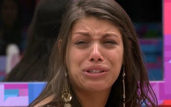 Power Couple Brasil: Diego briga com Franciele, que sai chorando