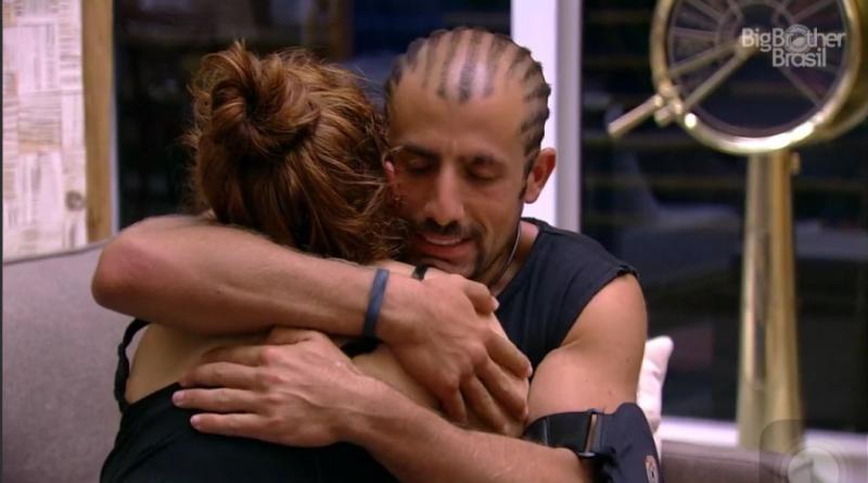 Ana Clara e Kaysar empatam prova do BBB e público pede: 'Imunidade para os dois'