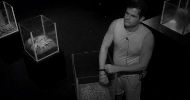 Power Couple Brasil exibe o desafio dos homens no programa desta quinta (Divulgação/Record TV)