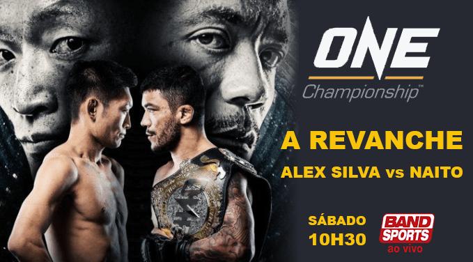 One FC: horário da transmissão, ao vivo, da luta de Alex Silva
