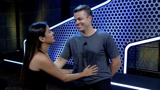 Power Couple Brasil: veja como vai ser a prova dos casais hoje Crédito das imagens: Divulgação/Record TV