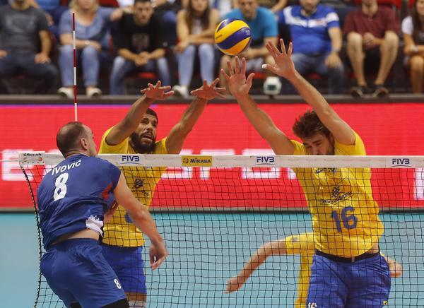 1df957401a Brasil x Itália  horário do jogo de vôlei masculino pela Liga das Nações