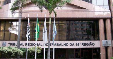 TRT abre 320 vagas em concurso com remuneração de até R$ 11.006,83