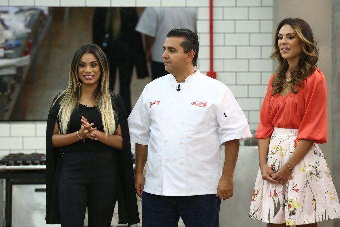 Clima de casamento invade o Desafio de Eliminação do reality show Batalha dos Confeiteiros que contará