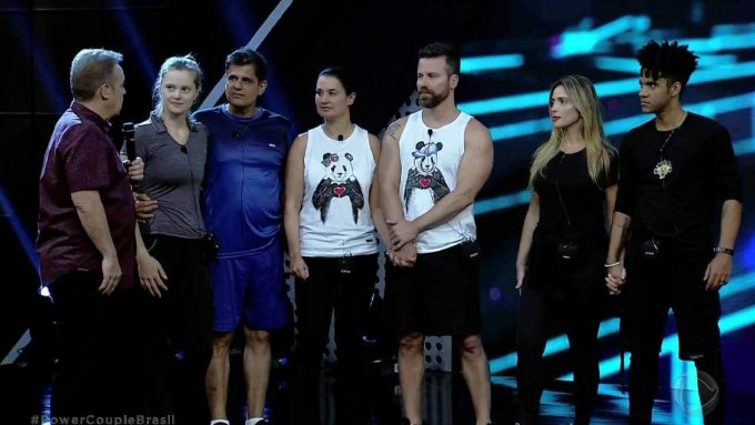 Power Couple Brasil: André e Liége, Letícia e Marlon ou D'Black e Nadja? Quem foi eliminado?