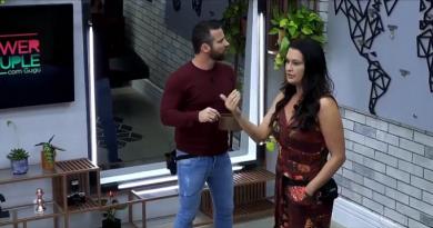 Power Couple Brasil tem barraco entre Letícia e Munik, que recebeu apoio de Tati e Marcelo