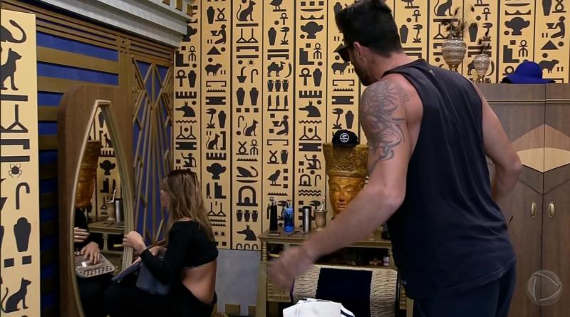 Power Couple Brasil: Diego briga com Fran e quer desistir do programa