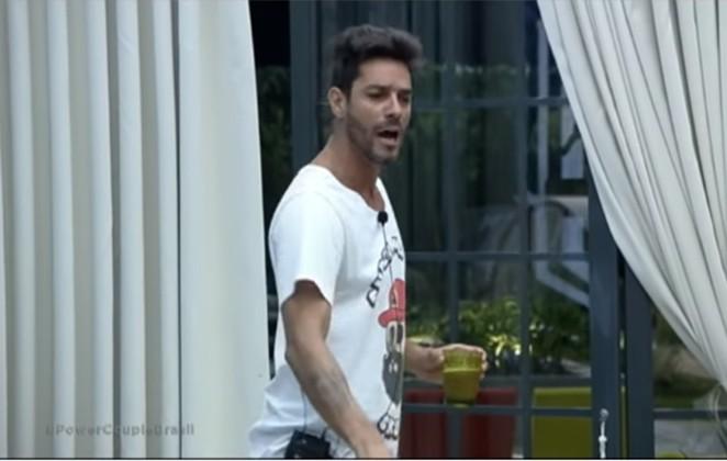 Diego é expulso do Power Couple Brasil e avisa Ana Paula Renault: 'Cuidado'