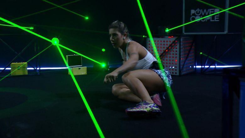 Power Couple Brasil: confira como está o ranking após Prova das Mulheres com laser e pegadinha
