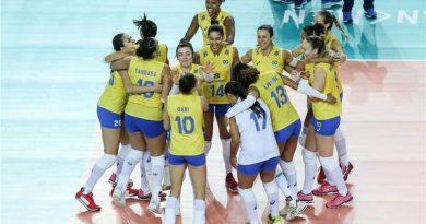 Brasil x Bélgica pela Liga das Nações: horário do jogo de vôlei feminino