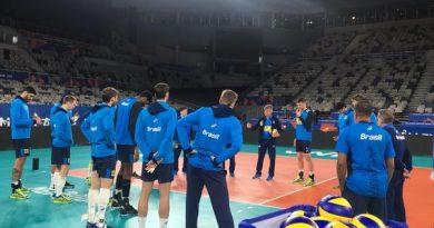 Brasil x Austrália: horário do jogo de vôlei masculino e como assistir ao vivo