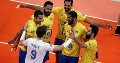 Seleção brasileira irá estrear no dia 4 de julho, contra a França (Divulgação/FIVB)
