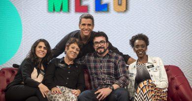 Márcio Garcia recebe as famílias do Padre Fabio de Melo e da atriz Samanta Schmutz Crédiro - Globo/Isabella Pinheiro