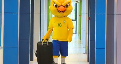 Canarinho Pistola: mascote da seleção brasileira não estará nos jogos da Copa 2018