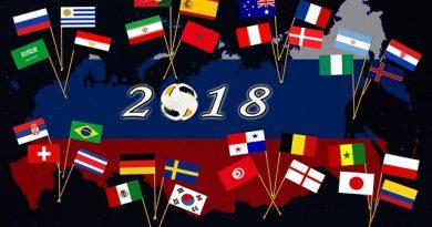 jogos da Copa do Mundo 2018