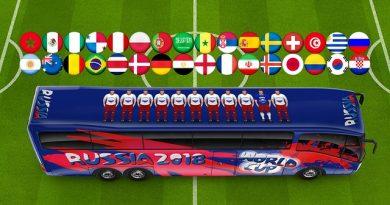 Jogos da Copa do Mundo 2018 ao vivo amanhã, dia 23 de junho