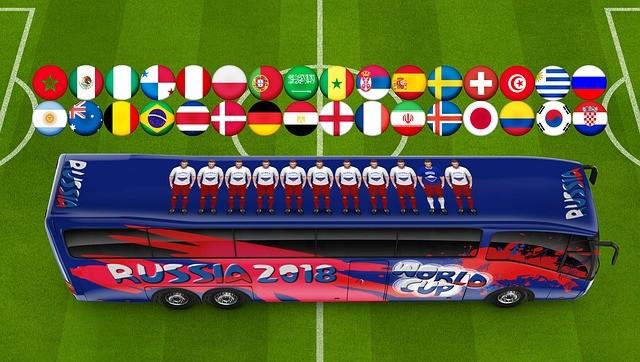 Jogos da Copa do Mundo 2018 ao vivo amanhã, dia 1 de julho