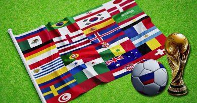 Tabela da Copa do Mundo 2018