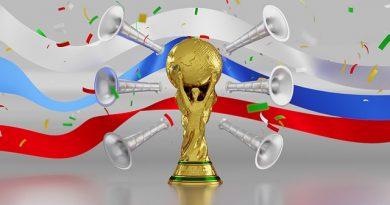 Quando termina a Copa do Mundo 2018?