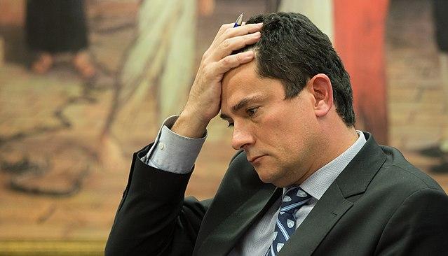 Juiz Sérgio Moro durante depoimento na comissão da reforma do Código de Processo Penal. Foto: Lula Marques/Agência PT