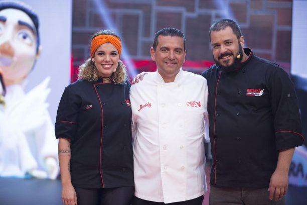 A sergipana Iara Cavalcanti e o paulista Luiz Toledo são os finalistas do Batalha dos Confeiteiros Brasil