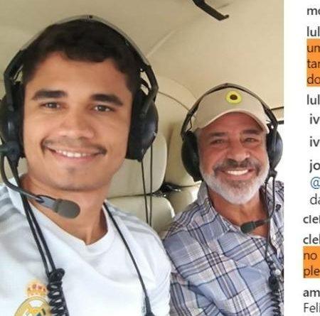 Lulu Santos posta foto com o namorado e recebe o carinho de internautas