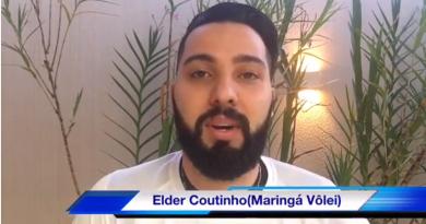Elder Coutinho, ex-jogador de vôlei, morre ao ser atingido por caminhonete