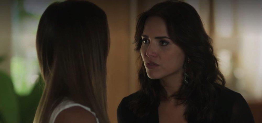Segundo Sol: Rosa vira criminosa e Maura corta relações com a irmã