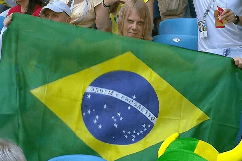 Yury Torsky, o torcedor que virou meme, estará no jogo do Brasil