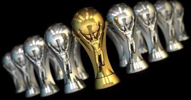 Campeões da Copa do Mundo: veja a lista completa