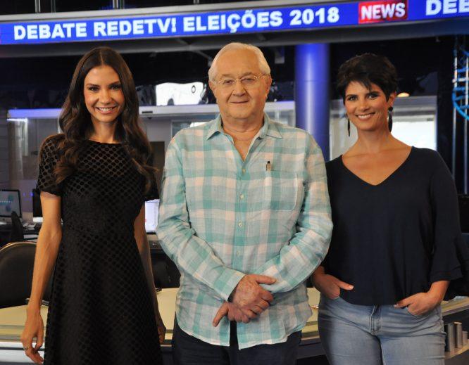 Debate da Rede TV!: dia, horário e como assistir na TV e online
