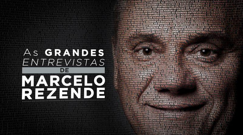 Maníaco do Parque Marcelo Rezende - Edu Moraes/Record TV