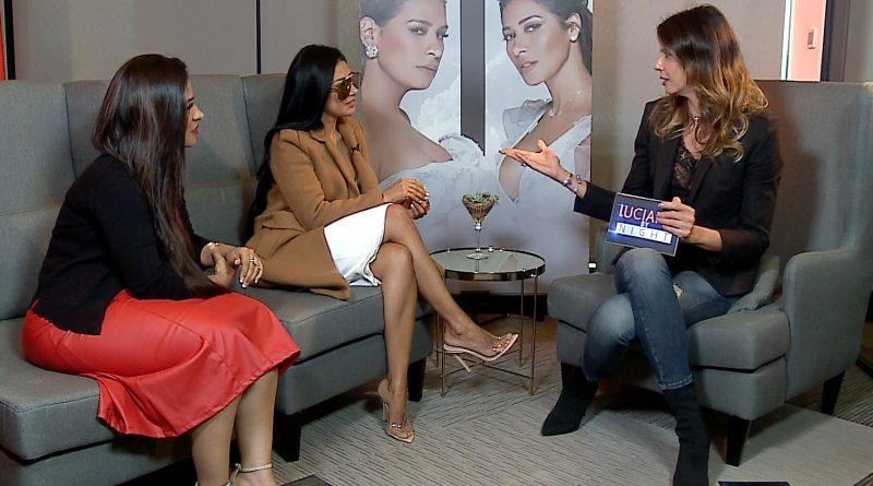 Nesta terça-feira (28), o 'Luciana By Night' exibe uma entrevista exclusiva com a dupla Simone e Simaria.
