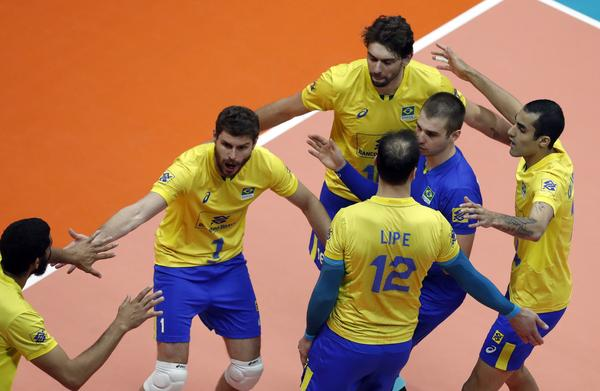 Brasil x China  horário do jogo de vôlei masculino hoje  6835d50688be7