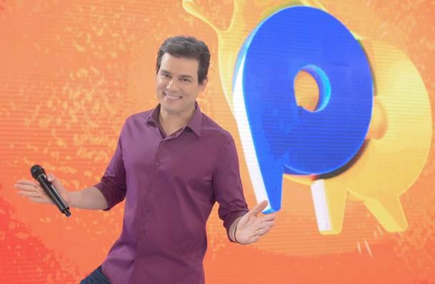 """Casais famosos e humoristas se enfrentam no """"Passa ou Repassa"""" neste domingo Crédito: Gabriel Cardoso/SBT"""