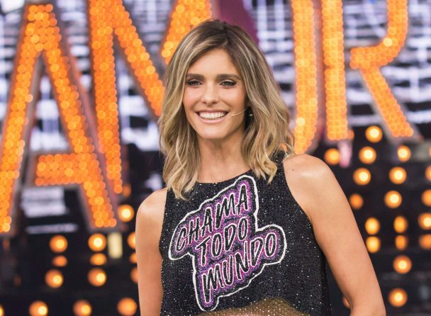 Fernanda Lima. Crédito: Globo/ Ney Coelho
