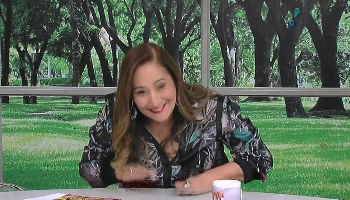 Sonia Abrão comenta problema no olho e revela o motivo